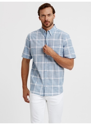 LC Waikiki Gömlek İndigo